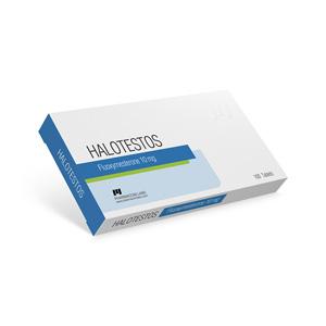 Kjøp Fluoxymesteron (Halotestin) i Norge | Halotestos 10 Online