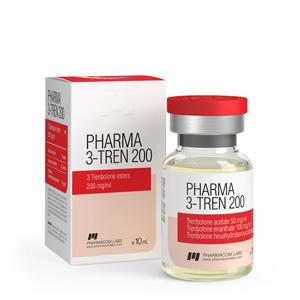 Kjøp Trenbolone Mix (Tri Tren) i Norge | Pharma 3 Tren 200 Online