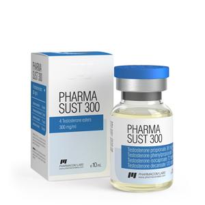 Kjøp Sustanon 250 (Testosteronblanding) i Norge | Pharma Sust 300 Online