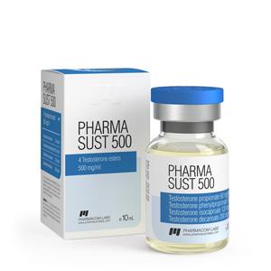 Kjøp Sustanon 250 (Testosteronblanding) i Norge | Pharma Sust 500 Online
