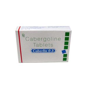 Kjøp Cabergoline (Cabaser) i Norge | Caberlin 0.5 Online