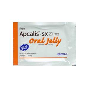Kjøp Tadalafil i Norge | Apcalis SX Oral Jelly Online