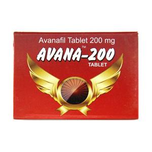 Kjøp Avanafil i Norge | Avana 200 Online