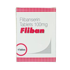 Kjøp flibanserin i Norge | Fliban 100 Online