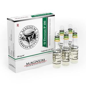 Kjøp Drostanolon Propionate (Masteron) i Norge | Magnum Drostan-P 100 Online