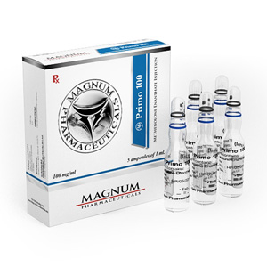 Kjøp Methenolone enthate (Primobolan depot) i Norge | Magnum Primo 100 Online
