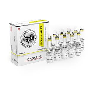 Kjøp Stanozolol-injeksjon (Winstrol depot) i Norge | Magnum Stanol-AQ 100 Online