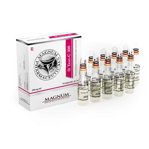 Kjøp Testosteron cypionate i Norge | Magnum Test-C 300 Online