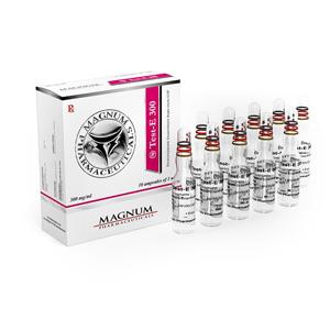 Kjøp Testosteron enanthate i Norge | Magnum Test-E 300 Online