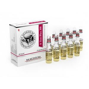Kjøp Sustanon 250 (Testosteronblanding) i Norge | Magnum Test-Plex 300 Online