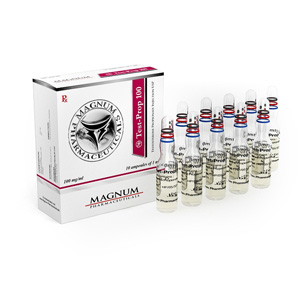 Kjøp Testosteronpropionat i Norge | Magnum Test-Prop 100 Online