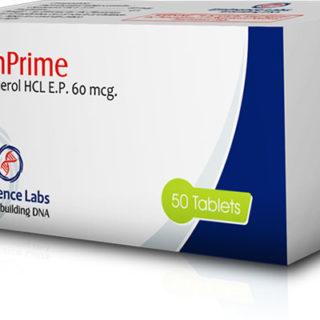 Kjøp Clenbuterol hydrochloride (Clen) i Norge | Klenprime 60 Online