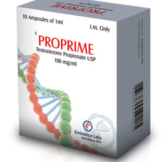 Kjøp Testosteronpropionat i Norge | Proprime Online