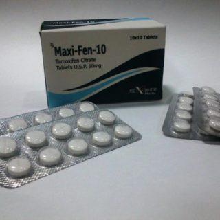Kjøp Tamoxifen citrat (Nolvadex) i Norge | Maxi-Fen-10 Online