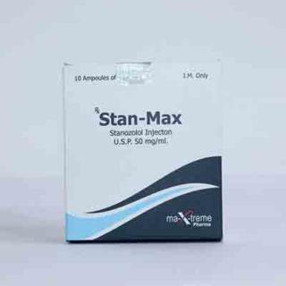 Kjøp Stanozolol-injeksjon (Winstrol depot) i Norge | Stan-Max Online
