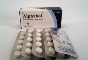 Kjøp Metandienon oral (Dianabol) i Norge | Alphabol Online