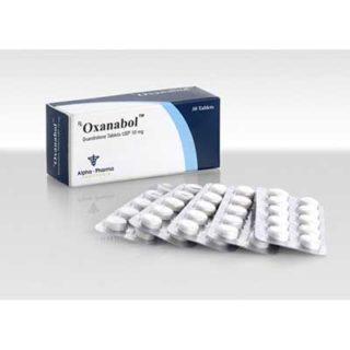 Kjøp Oxandrolone (Anavar) i Norge | Oxanabol Online