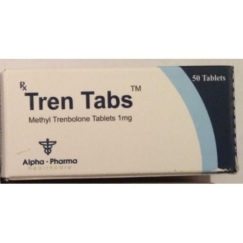 Kjøp Methyltrienolone (Methyl trenbolone) i Norge | Tren Tabs Online