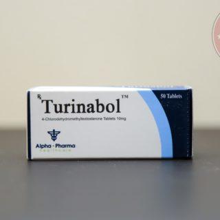 Kjøp Turinabol (4-klorodehydrometyltestosteron) i Norge | Turinabol 10 Online