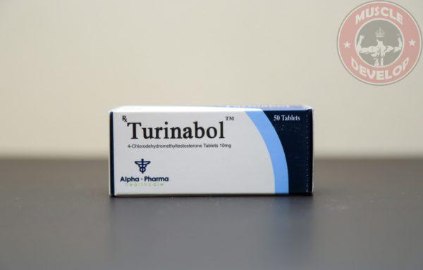 Kjøp Turinabol (4-klorodehydrometyltestosteron) i Norge   Turinabol 10 Online