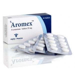 Kjøp Exemestane (Aromasin) i Norge | Aromex Online