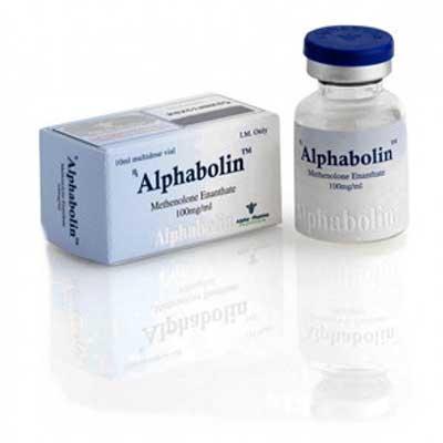 Kjøp Methenolone enthate (Primobolan depot) i Norge | Alphabolin (vial) Online