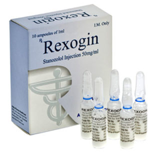 Kjøp Stanozolol-injeksjon (Winstrol depot) i Norge | Rexogin Online