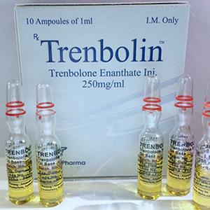 Kjøp Trenbolone enanthate i Norge | Trenbolin (ampoules) Online