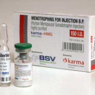 Kjøp Human Growth Hormone (HGH) i Norge | HMG 150IU (Humog 150) Online