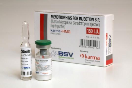 Kjøp Human Growth Hormone (HGH) i Norge   HMG 150IU (Humog 150) Online