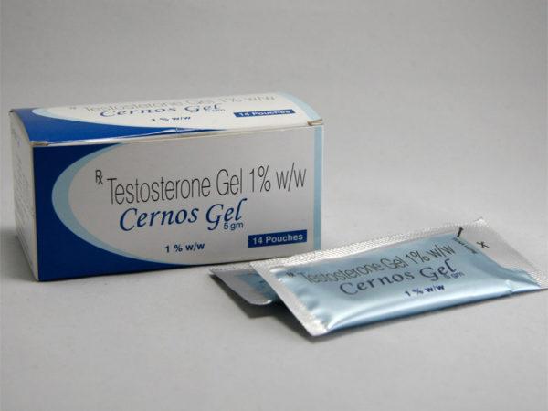 Kjøp Testosterontilskudd i Norge | Cernos Gel (Testogel) Online