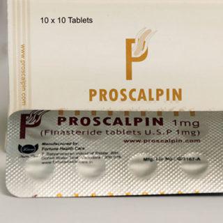 Kjøp Finasteride (Propecia) i Norge | Proscalpin Online