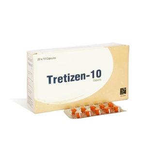 Kjøp Isotretinoin (Accutane) i Norge | Tretizen 10 Online