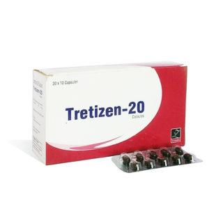 Kjøp Isotretinoin (Accutane) i Norge | Tretizen 20 Online