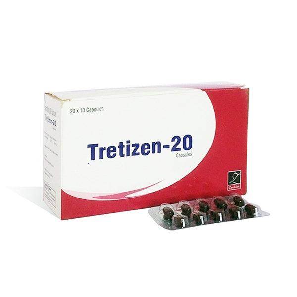 Kjøp Isotretinoin (Accutane) i Norge   Tretizen 20 Online