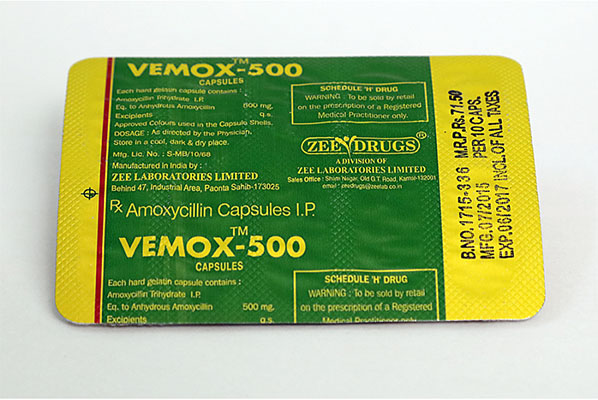 Kjøp Amoxicillin i Norge | Vemox 500 Online