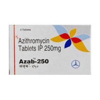 Kjøp Azithromycin i Norge | Azab 250 Online