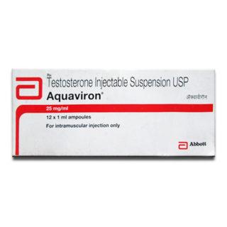 Kjøp Testosteronsuspensjon i Norge | Aquaviron Online
