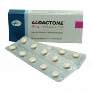 Kjøp Aldactone (Spironolactone) i Norge | Aldactone Online