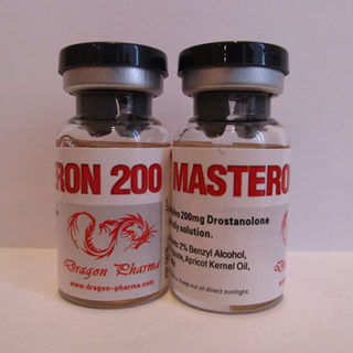 Kjøp Drostanolonpropionat (Masteron) i Norge | Masteron 200 Online