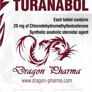 Kjøp Turinabol (4-klorodehydrometyltestosteron) i Norge | Turanabol Online