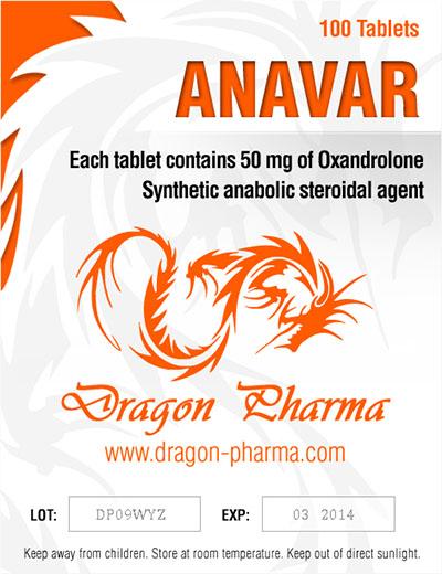 Kjøp Oxandrolone (Anavar) i Norge | Anavar 50 Online