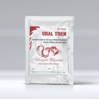Kjøp Methyltrienolone (Methyl trenbolone) i Norge | Oral Tren Online