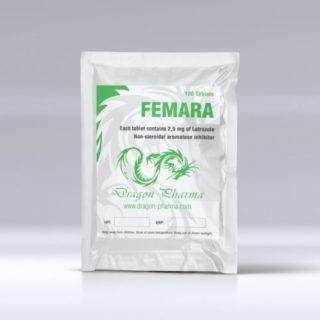 Kjøp Letrozole i Norge | FEMARA 2.5 Online