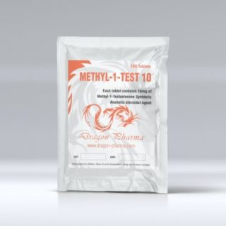 Kjøp Methyldihydroboldenone i Norge | Methyl-1-Test 10 Online